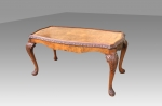 Superb Quality Burr Walnut Coffee Table  - Click to Enlarge