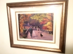 Framed Irish Painting By Gregory Moore   - Click to Enlarge