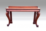 Antique Mahogany Console,Hall,Side Table  - Click to Enlarge