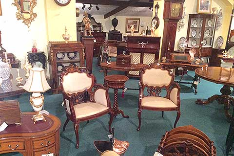 David wolfenden antiques ireland